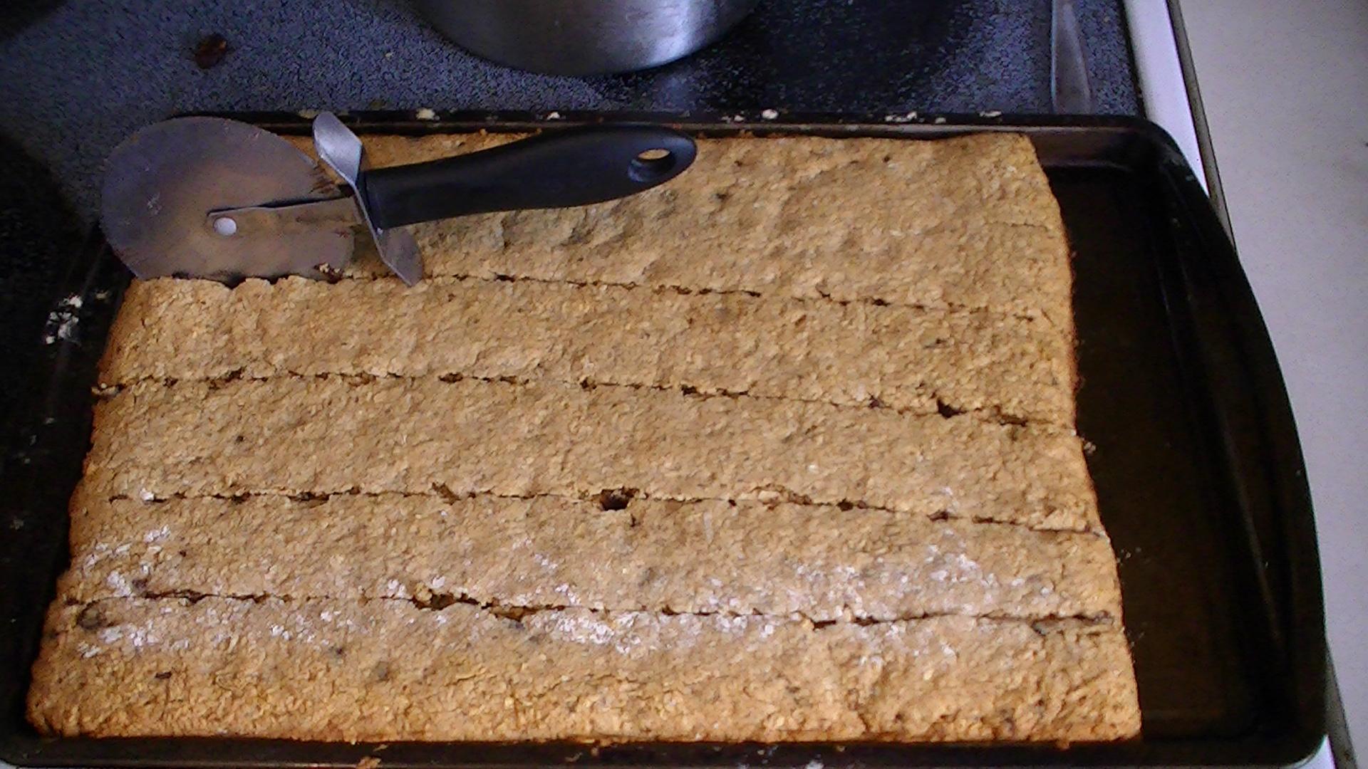 Yummy easy granola bars